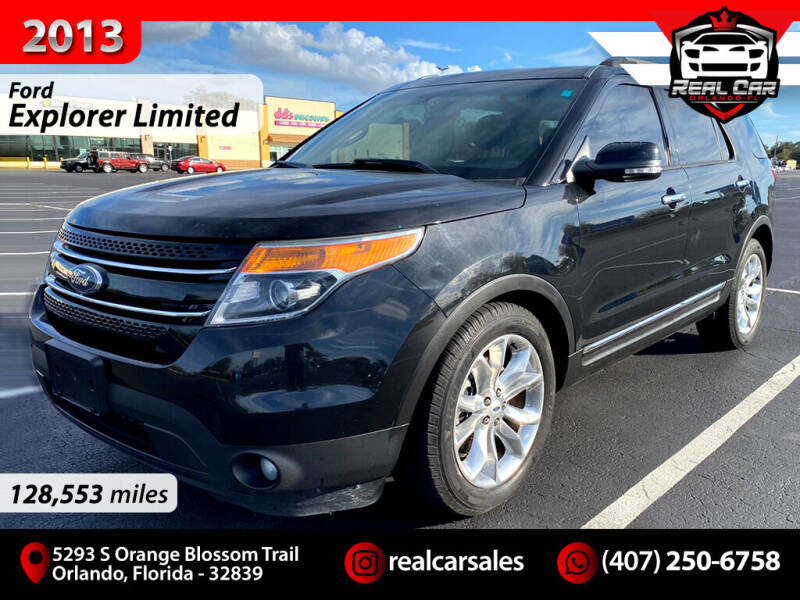 2013 Ford Explorer for sale at Real Car Sales in Orlando FL