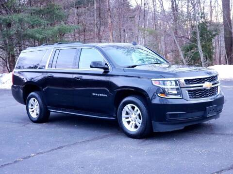 2017 Chevrolet Suburban for sale at Flying Wheels in Danville NH