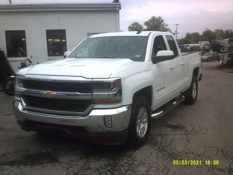 2018 Chevrolet Silverado 1500 for sale at M & M Inc. of York in York PA