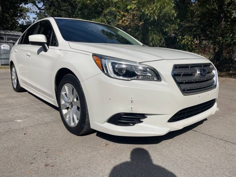 2017 Subaru Legacy for sale at Thornhill Motor Company in Lake Worth TX