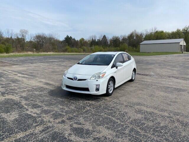 2010 Toyota Prius for sale at Caruzin Motors in Flint MI