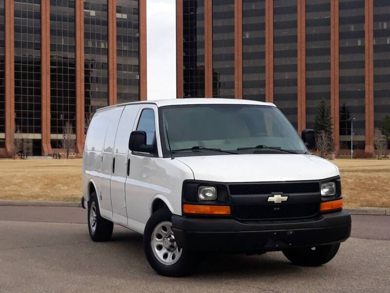 2012 Chevrolet Express Cargo for sale at Pammi Motors in Glendale CO