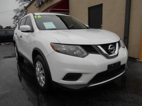 2016 Nissan Rogue for sale at AutoStar Norcross in Norcross GA