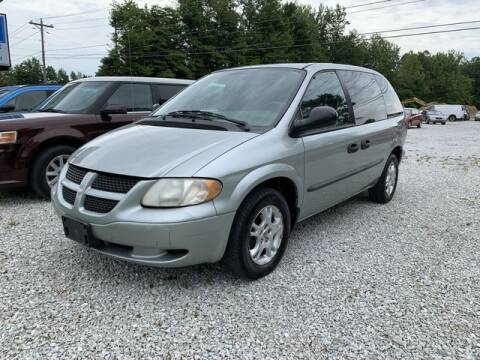2003 Dodge Caravan for sale at Doyle's Auto Sales and Service in North Vernon IN