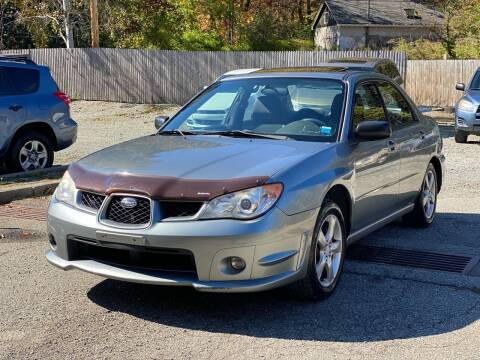 2007 Subaru Impreza for sale at AMA Auto Sales LLC in Ringwood NJ