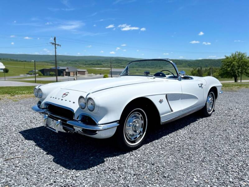 1962 Chevrolet Corvette for sale at All Collector Autos LLC in Bedford PA