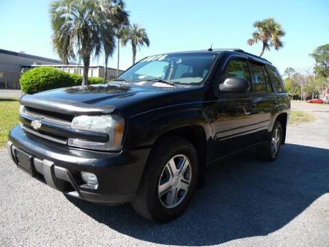 2005 Chevrolet TrailBlazer for sale at The Peoples Car Company in Jacksonville FL
