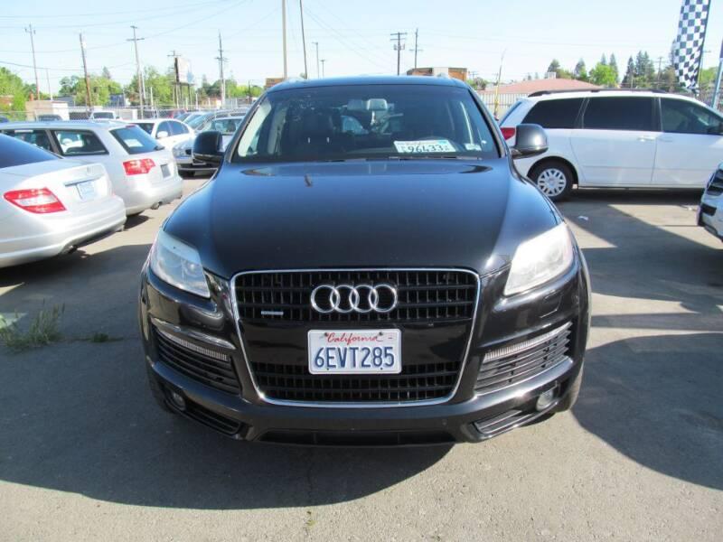 2008 Audi Q7 for sale at Dealer Finance Auto Center LLC in Sacramento CA