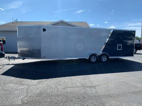 2020 LIGHTNING UTILITY TRAILER for sale at Action Motor Sales in Gaylord MI