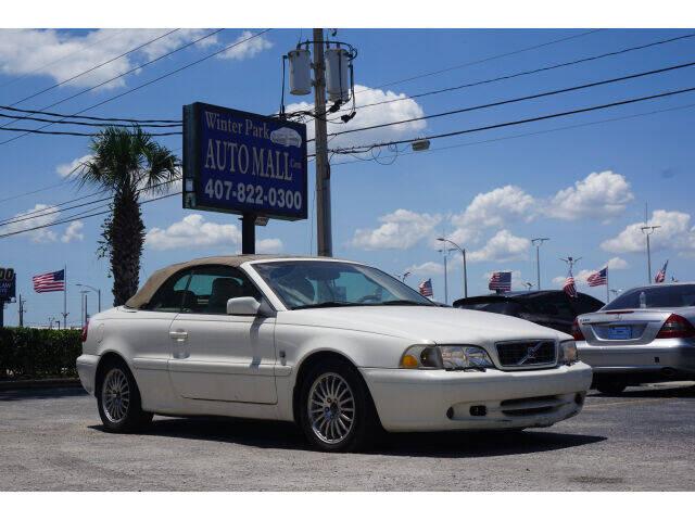 2004 Volvo C70 for sale at Winter Park Auto Mall in Orlando FL