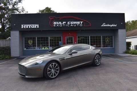 2017 Aston Martin Rapide S for sale at Gulf Coast Exotic Auto in Biloxi MS
