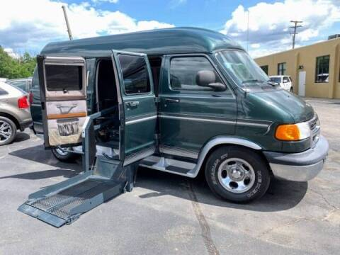 2003 Dodge Ram Van for sale at Paris Motors Inc in Grand Rapids MI