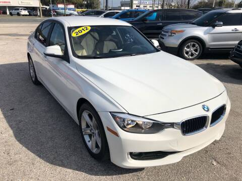 2013 BMW 3 Series for sale at Marvin Motors in Kissimmee FL