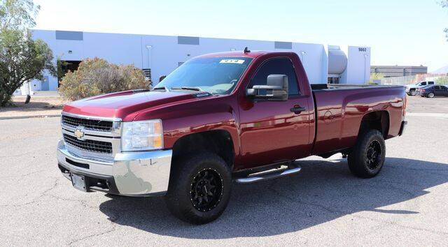 2009 Chevrolet Silverado 2500HD for sale at Liberty Cars and Trucks in Phoenix AZ