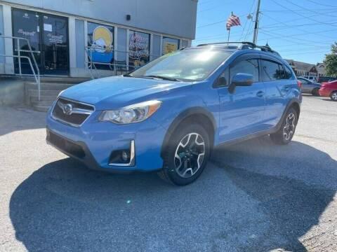 2016 Subaru Crosstrek for sale at Bagwell Motors in Lowell AR