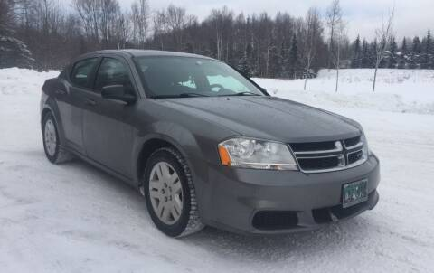 2011 Dodge Avenger for sale at Freedom Auto Sales in Anchorage AK