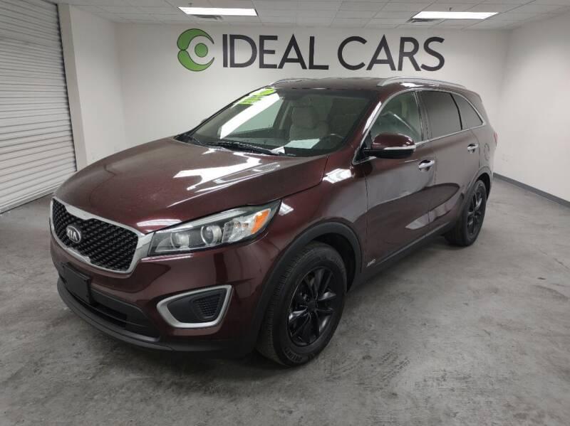 2017 Kia Sorento for sale at Ideal Cars Broadway in Mesa AZ