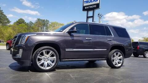 2015 Cadillac Escalade for sale at Whitmore Chevrolet in West Point VA