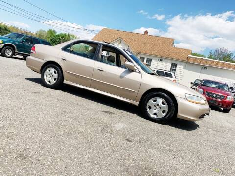 2001 Honda Accord for sale at New Wave Auto of Vineland in Vineland NJ