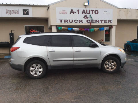2011 Chevrolet Traverse for sale at A-1 AUTO AND TRUCK CENTER in Memphis TN