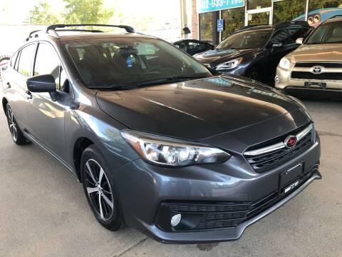 2020 Subaru Impreza for sale at Divine Auto Sales LLC in Omaha NE