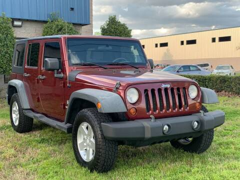 2009 Jeep Wrangler Unlimited for sale at Essen Motor Company, Inc in Lebanon TN