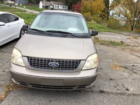 2004 Ford Freestar for sale at Stan's Auto Sales Inc in New Castle PA