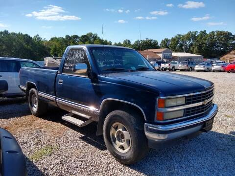 1993 Chevrolet C/K 1500 Series for sale at James River Motorsports Inc. in Chester VA