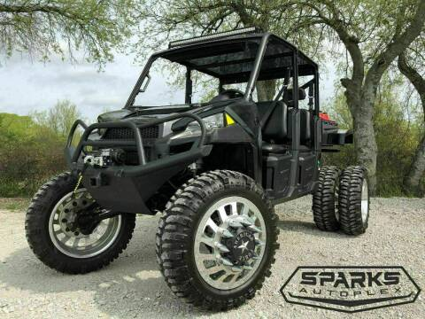 2015 Polaris RANGER CREW for sale at Sparks Autoplex Inc. in Fort Worth TX