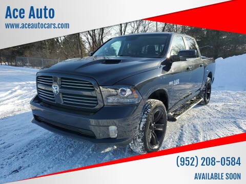 2014 RAM Ram Pickup 1500 for sale at Ace Auto in Jordan MN