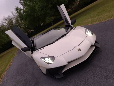 2016 Lamborghini Aventador for sale at Monaco Motor Group in Orlando FL
