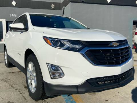 2019 Chevrolet Equinox for sale at NUMBER 1 CAR COMPANY in Detroit MI