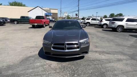 2014 Dodge Charger for sale at Cj king of car loans/JJ's Best Auto Sales in Troy MI