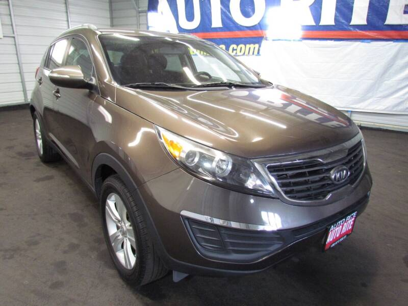 2012 Kia Sportage for sale at Auto Rite in Cleveland OH