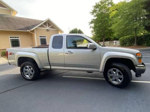 2011 Chevrolet Colorado for sale at Paramount Autosport in Kennesaw GA