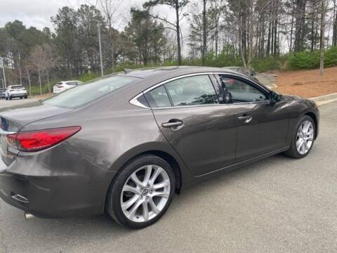 2016 Mazda MAZDA6 for sale at CU Carfinders in Norcross GA