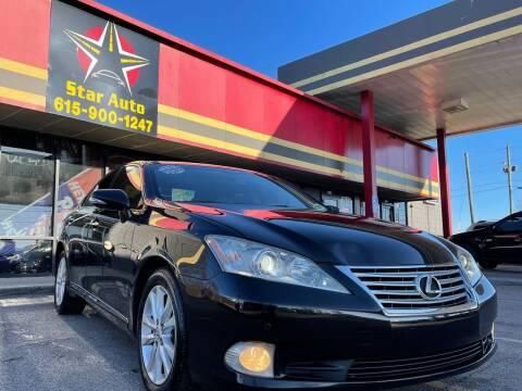 2011 Lexus ES 350 for sale at Star Auto Inc. in Murfreesboro TN