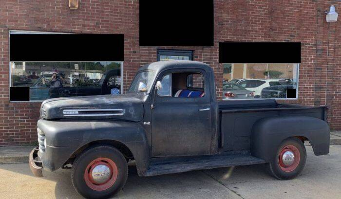 1950 Ford F-250 for sale in Cadillac, MI