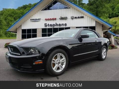 2013 Ford Mustang for sale at Stephens Auto Center of Beckley in Beckley WV