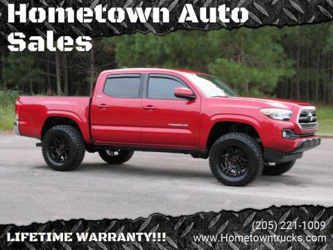 2016 Toyota Tacoma for sale at Hometown Auto Sales - Trucks in Jasper AL