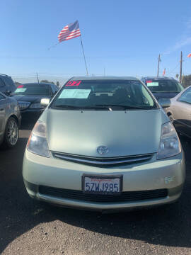 2007 Toyota Prius for sale at Premier Auto Sales in Modesto CA