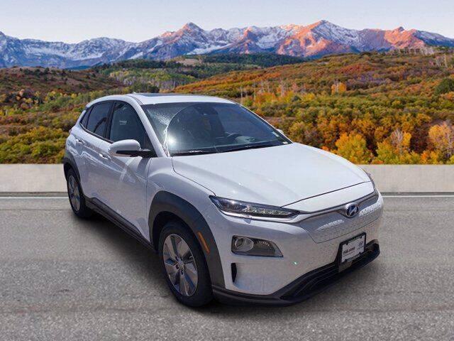 2021 Hyundai Kona EV for sale in Colorado Springs, CO