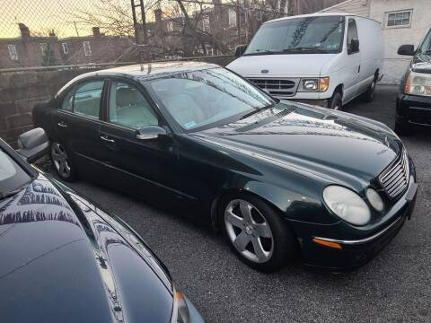 2006 Mercedes-Benz E-Class for sale at Rockland Auto Sales in Philadelphia PA