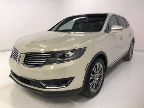 2016 Lincoln MKX for sale at AUTO HOUSE PHOENIX in Peoria AZ
