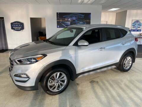 2018 Hyundai Tucson for sale at Used Car Outlet in Bloomington IL