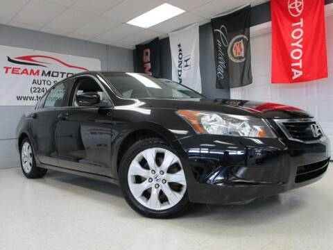 2008 Honda Accord for sale at TEAM MOTORS LLC in East Dundee IL