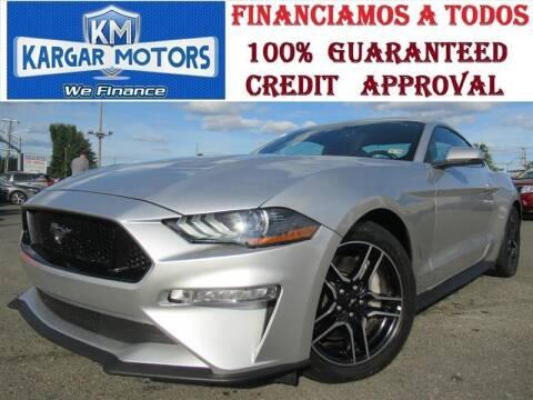 2019 Ford Mustang for sale at Kargar Motors of Manassas in Manassas VA