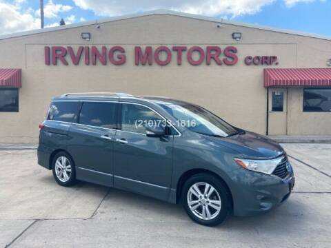 2011 Nissan Quest for sale at Irving Motors Corp in San Antonio TX