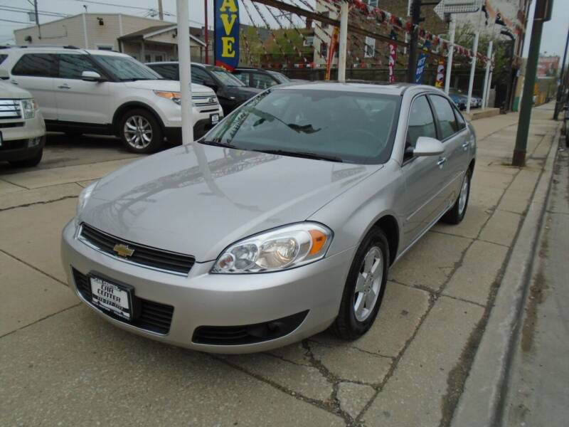 2007 Chevrolet Impala for sale at CAR CENTER INC in Chicago IL
