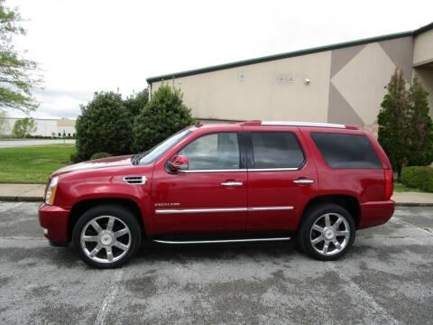2014 Cadillac Escalade for sale at JON DELLINGER AUTOMOTIVE in Springdale AR